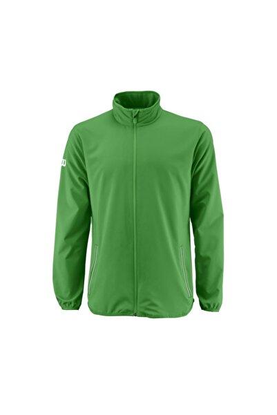 Wilson Team Woven Yeşil Erkek Tenis Ceket Wra765602
