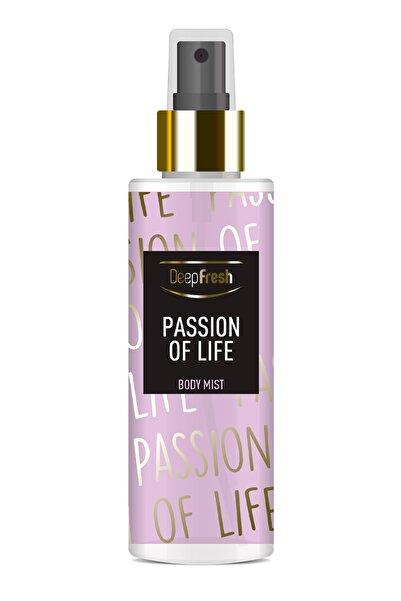 Deep Fresh Vücut Spreyi Passion Of Life 200 Ml