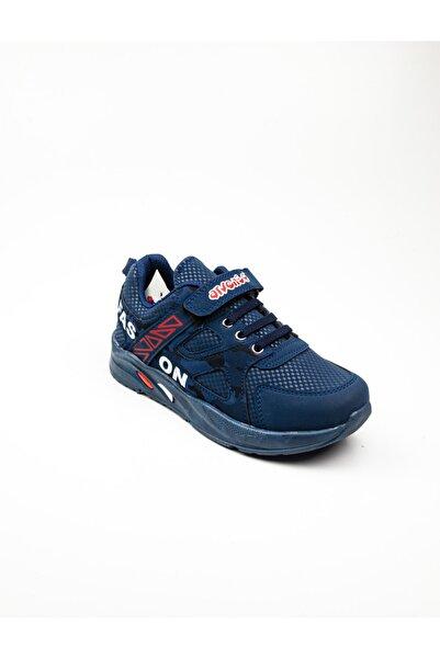 Arvento 380 Çocuk Spor Ayakkabı Lacivert Lacivert-35