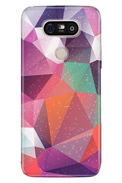 LG G5 Kılıf Pure Modern Desenli Silikon Abstract