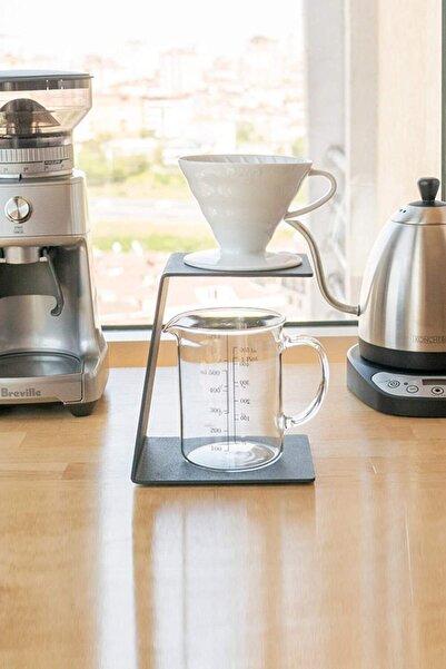 evimobidesign V60 Dripper Standı Filtre Kahve Demleme Sehpası