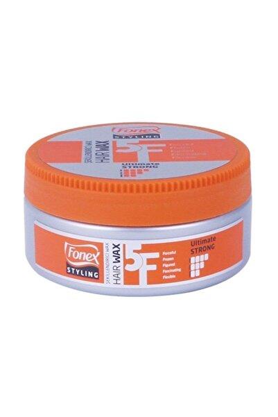 Fonex Ultra Güçlü Ekstra Parlak Şekillendirici Wax 150 ml