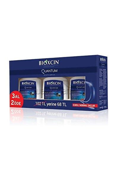 Bioxcin Quantum Şampuan 300 ml 3 Al 2 Öde Kuru Ve Normal Saçlar 8680512625490