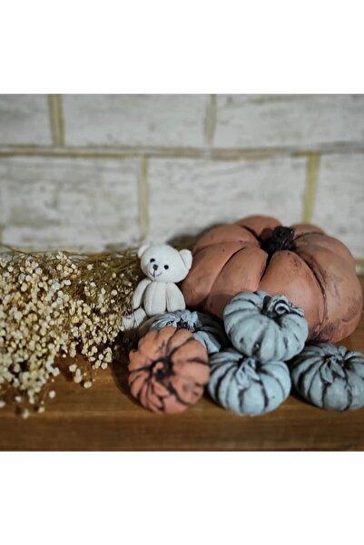 Home Sweet Home Dekoratif Vintage Bal Kabağı Seti