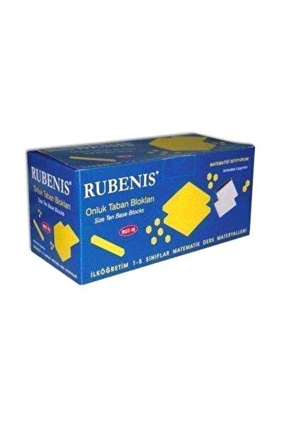 Rubenis Rübenis-10 Onluk Taban Blokları