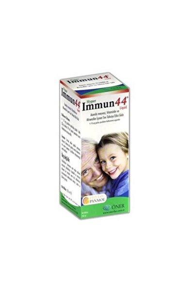 Imuneks Hyper Immun 44 Liquid Aserola Meyvesi,vitaminler ve Mineraller İçeren Sıvı Takviye Edici Gıda