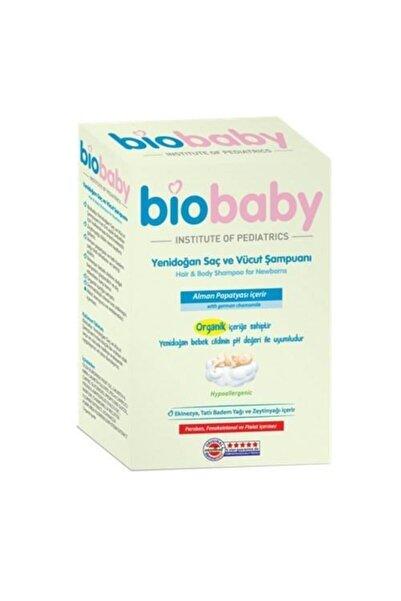 Biobaby Yenidoğan Saç ve Vücut Şampuan 150 ml