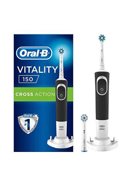 Oral-B D150 Şarj Edilebilir Diş Fırçası + 1 Yedek Başlık