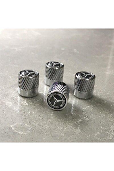 MERCEDES Sibop Kapağı - Metal Sibop Kapağı - Lüks Sibop Kapağı - Metal Sibop Kapağı