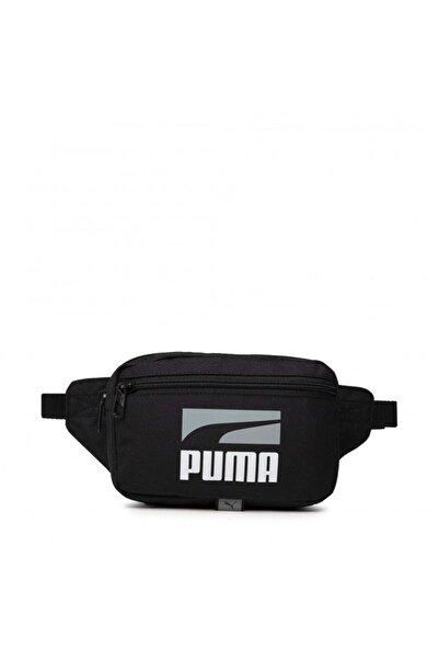 Puma Plus Siyah Bel Çantası (078394-01)