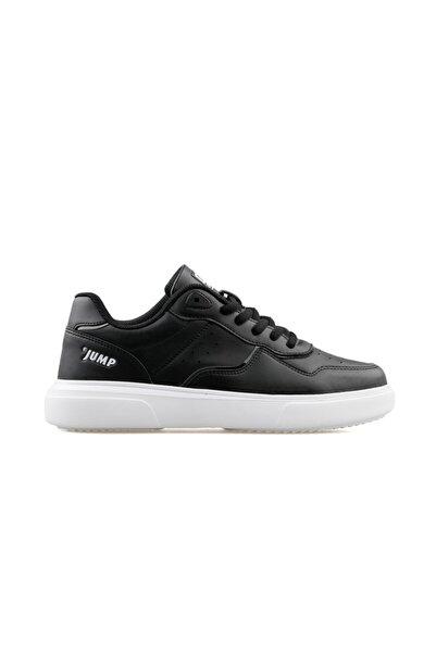 Jump 1w Jennie Kadın Günlük Ayakkabı 26821-b-black-whıte Siyah