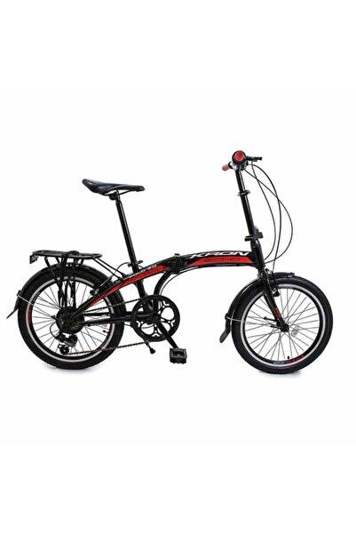 Kron Fold 3.0 20 Jant 7 V Çelik Bagaj Katlanır Bisiklet Hediyeler