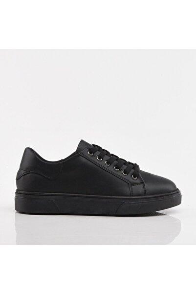 Hotiç Siyah Kadın Ayakkabı