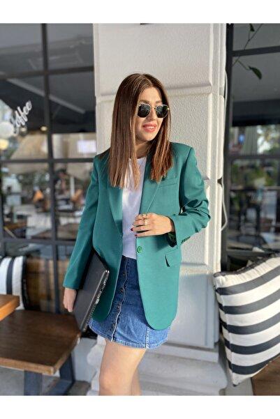 Ashley Oversize Blazer Ceket