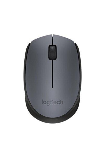 logitech M170 Kablosuz Mouse Gri-siyah 910-004642