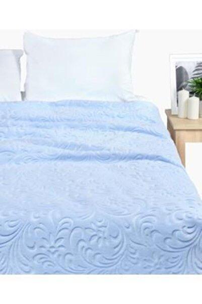 Özdilek Tek Kişilik Battaniye Açık Mavi