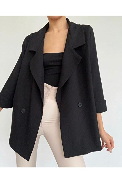 madame chere Oversize Blazer Ceket