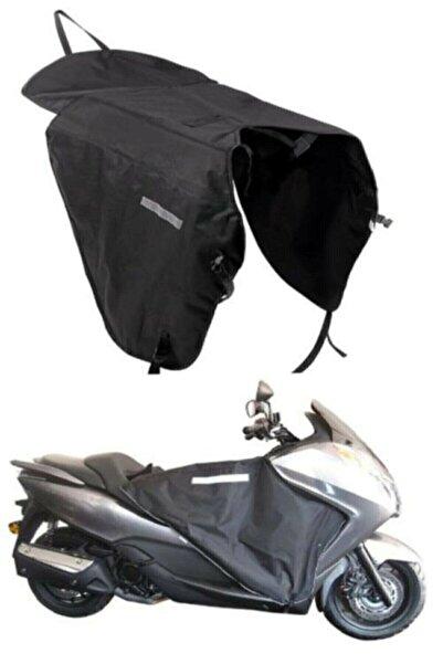 NiCe Shop Motorsiklet Rüzgar Yağmur Koruyucu Diz Bacak Koruma Örtüsü Yıkanabilir