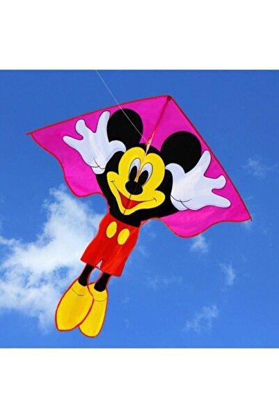 GÜLEN UÇURTMA Büyük Boy Uçurtma Mickey Mouse 140 Cm Mm-140