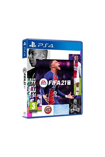 EA Fifa 2021 Türkçe Menü Ps4 Oyun