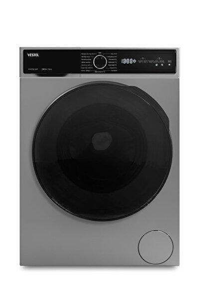 Vestel KCMI 98142 G WIFI 9 kg / 6 kg 1400 Devir Kurutmalı Çamaşır Makinesi