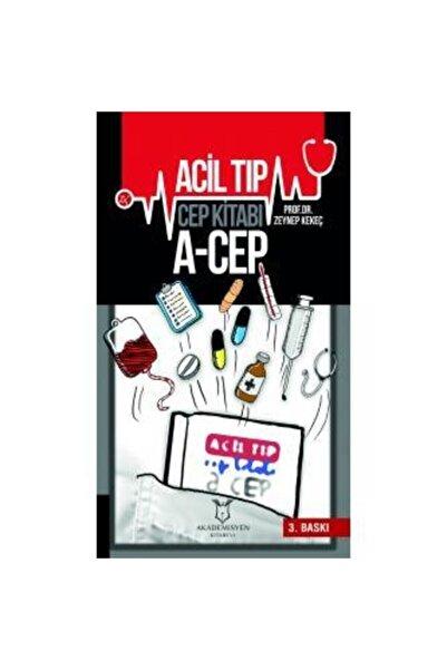Akademisyen Kitabevi Acil Tıp Cep Kitabı A-Cep