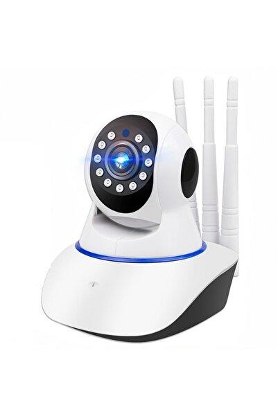 Concord C-630 3mp 360° 3 Antenli Haraket Sensörlü Bebek Wireless Ip Güvenlik Kamerası