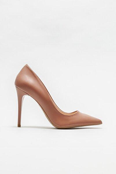 Elle Shoes Rose Kadın Stiletto
