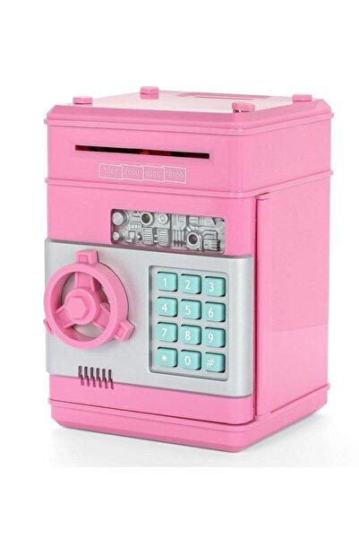 Gift Box Atm Şifreli Otomatik Kağıt Para Alan Atm Kasa Kumbara