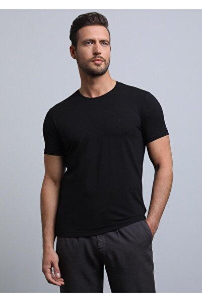 Ramsey Düz Örme T - Shirt