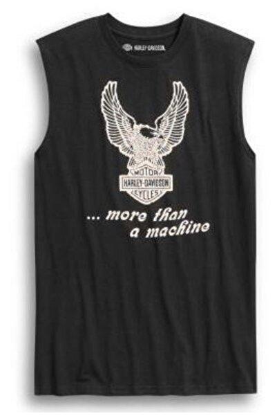 Harley Davidson Harley-davidson Siyah Kadın T-shirt