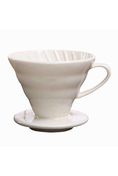 Coffee Heaven V60 02 Seramik Dripper Filtre Kahve Demleme Pour Over