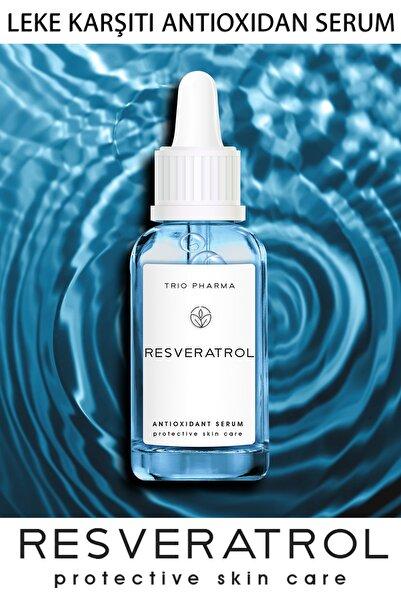 Trio Pharma Resveratrol Antioksidan Leke Karşıtı Serum 30 ml