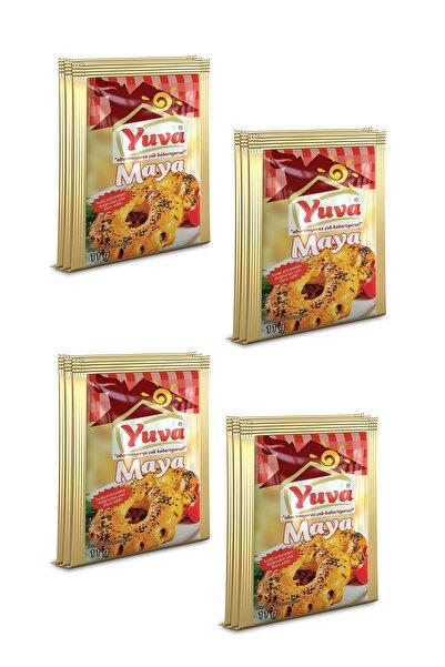 YUVA Instant Kuru Ekmek Mayası 3 x 11 gr x 4 Adet