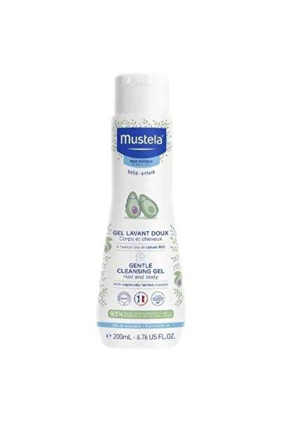 Mustela Gentle Cleansing Gel Saç ve Vücut Şampuanı 200 ml
