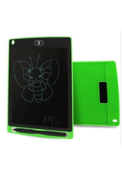 Asfal Taşınabilir Lcd 8.5 Inç Dijital Kalemli Çizim Yazı Tahtası Not Yazma Eğitim Tableti Writing Tablet