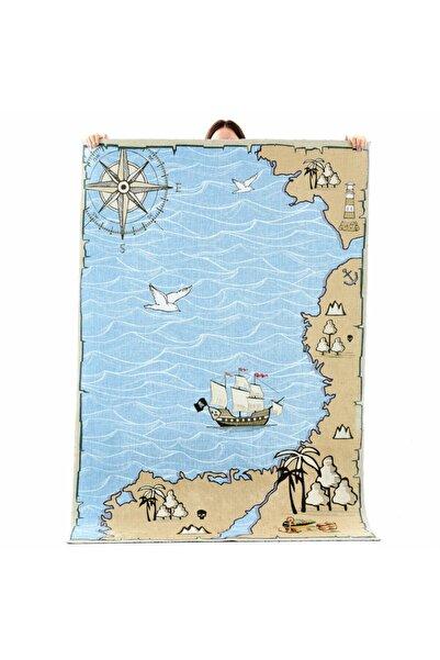 Kaşmir Sea Çocuk Halısı 80x150cm