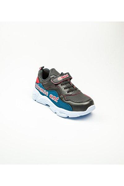 Arvento 355 Çocuk Spor Ayakkabı Siyah Siyah-34