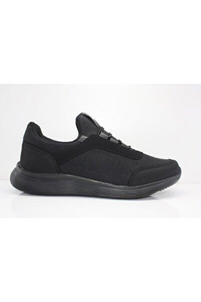 Eynel Unisex Nubuk Şık Rahat Spor Ayakkabı Yürüyüş Sneaker Günlük Casual Ortopedik Model