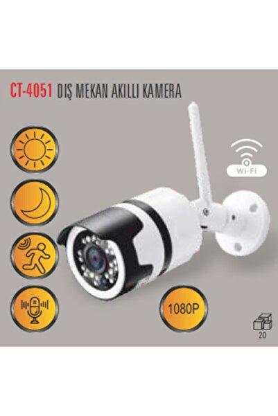 Cata Ct-4051 Dış Mekan Akıllı Kamera