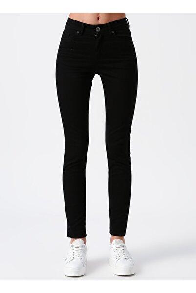 Fabrika Skinny Siyah Pantolon