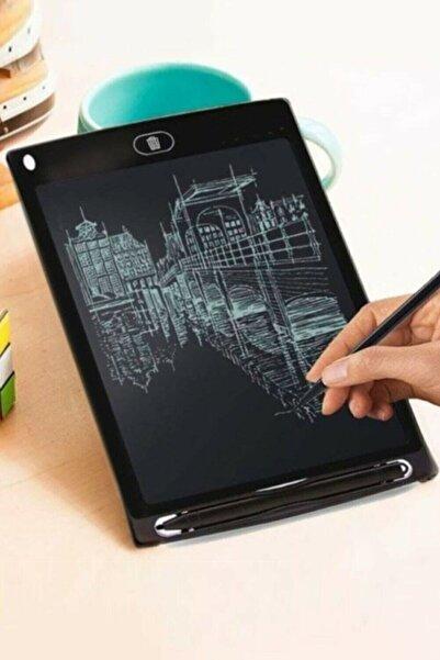 Doxal Writing Tablet Lcd 8.5 Inç Dijital Kalemli Çizim Yazı Tahtası Siyah Yazı Tahtası