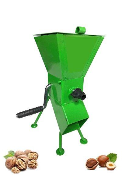 Markao Pratik Fındık Ceviz Kırma Makinesi Kapaklı Kırıcı Makina