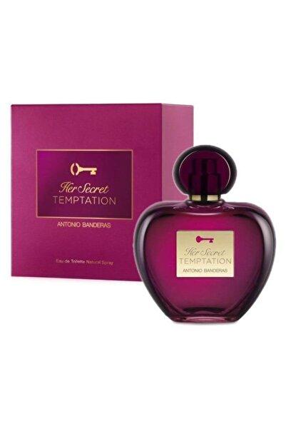 Antonio Banderas Her Secret Temptation Edt 80 ml Kadın Parfüm 8411061860410