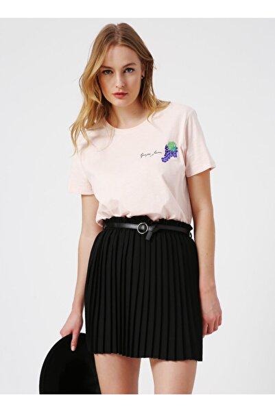 LİMON COMPANY Limon Pudra T-shirt
