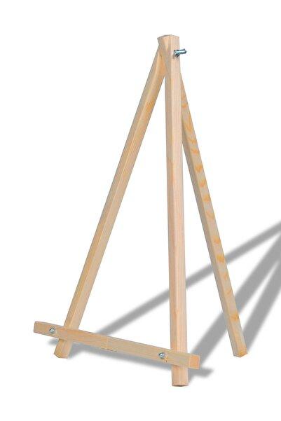 Palmiye Hobi Sanat Akrobat Şövale Büyük Boy 60 Cm Açılır Kapanabilir Taşınabilir Portatif Tasarım