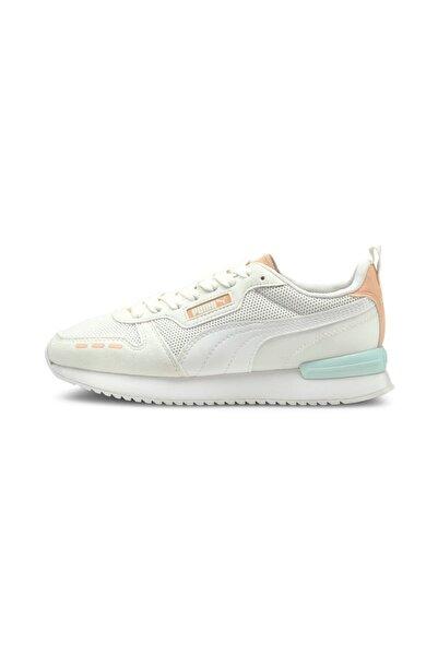 Puma R78 Yürüyüş Koşu Ayakkabısı Beyaz Kadın - 37311741