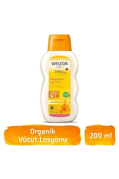 Weleda Calendula Organik Nemlendirici Vücut Losyonu 200 ml