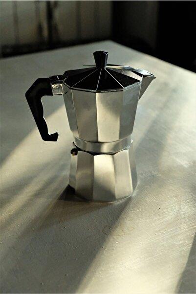 Tohana Gümüş 6 Cup Moka Pot