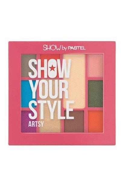 Pastel Far Paleti - Show Your Style Eyeshadow Set Artsy No 462 8690644104626
